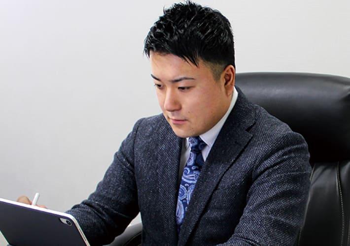 代表取締役広瀬章光